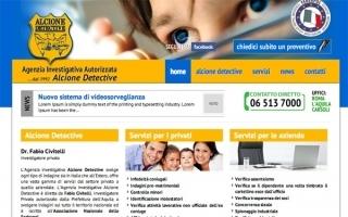 Online il nuovo sito Alcione Detective